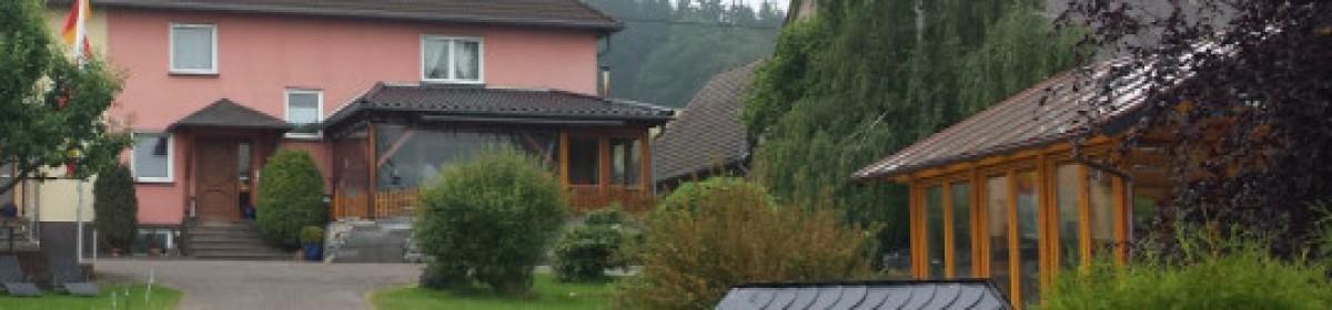 Willis Gästehaus Garten